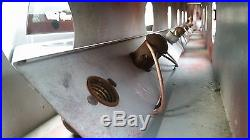 Vintage Extra Large Service Station Arrow Advertising Gas Oil WILL SHIP