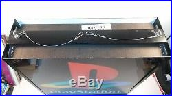 Vintage PLAYSTATION PS1 Retail Promotional DISPLAY SIGN Video Store AUTHENTIC