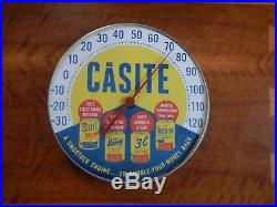 Vintage casite thermometer